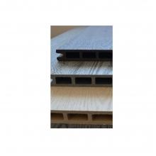 Συνθετικό πάνελ κλειστό WPC Λευκό /μπεζ (09690) (ΕΩΣ 6 ΑΤΟΚΕΣ ή 60 ΔΟΣΕΙΣ)