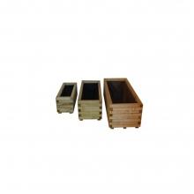 Γλάστρα Παρ/μη (8 ξύλα) (30072) (ΕΩΣ 6 ΑΤΟΚΕΣ ή 60 ΔΟΣΕΙΣ)