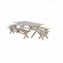 Ξύλινο τραπέζι Βικτώρια (ΕΩΣ 6 ΑΤΟΚΕΣ ή 60 ΔΟΣΕΙΣ)