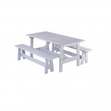 Ξύλινο τραπέζι Βενετία (ΕΩΣ 6 ΑΤΟΚΕΣ ή 60 ΔΟΣΕΙΣ)