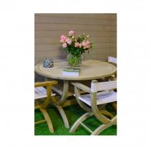 Τραπέζι Γαρδένια (50741) (ΕΩΣ 6 ΑΤΟΚΕΣ ή 60 ΔΟΣΕΙΣ)