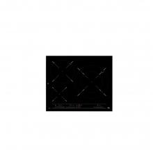 Επαγωγική Πλάκα Teka IT6320 60 cm Μαύρο (3 ζώνες mαγειρέματος)  (ΕΩΣ 6 ΑΤΟΚΕΣ ή 60 ΔΟΣΕΙΣ)