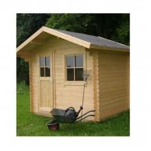 Ξύλινο Σπίτι Θάλεια 320 x 320cm (280600) (ΕΩΣ 6 ΑΤΟΚΕΣ ή 60 ΔΟΣΕΙΣ)