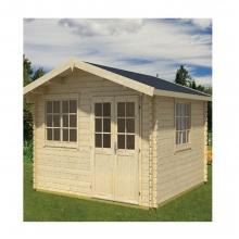 Ξύλινο Σπίτι Νεφέλη 410 x 320cm (401900) (ΕΩΣ 6 ΑΤΟΚΕΣ ή 60 ΔΟΣΕΙΣ)
