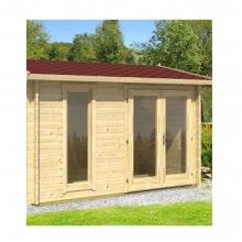 Ξύλινο σπίτι Φαίδρα 350 x 300cm (405602) (ΕΩΣ 6 ΑΤΟΚΕΣ ή 60 ΔΟΣΕΙΣ)