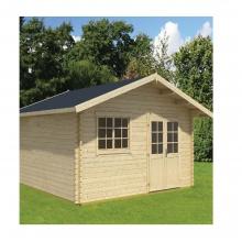 Ξύλινο Σπίτι Ηλέκτρα 505 x 410cm (441000) (ΕΩΣ 6 ΑΤΟΚΕΣ ή 60 ΔΟΣΕΙΣ)