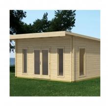 Ξύλινο Σπίτι Αρμονία 539 x 339εκ. (4414502) (ΕΩΣ 6 ΑΤΟΚΕΣ ή 60 ΔΟΣΕΙΣ)
