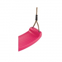 Πλαστική Κούνια - ρόζ (07002) (ΕΩΣ 6 ΑΤΟΚΕΣ ή 60 ΔΟΣΕΙΣ)
