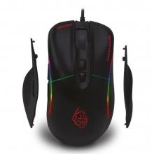 Ενσύρματο Gaming Ποντίκι Zeroground MS-3100G RGB HIRASHI (ΕΩΣ 6 ΑΤΟΚΕΣ ή 60 ΔΟΣΕΙΣ)