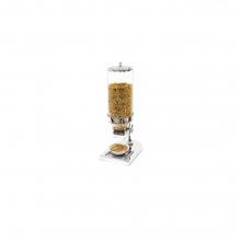 Διανεμητής Δημητριακών Inox 12lt + ΔΩΡΟ ΓΑΝΤΙΑ ΠΡΟΣΤΑΣΙΑΣ (ΕΩΣ 6 ΑΤΟΚΕΣ Ή 60 ΔΟΣΕΙΣ)