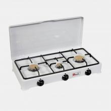 Κουζινάκι Υγραερίου 3 εστιών Οικιακό (ΕΩΣ 6 ΑΤΟΚΕΣ ή 60 ΔΟΣΕΙΣ)