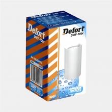 Φίλτρο Νερού Defort DWF-100c για Συστήματα Φιλτραρίσματος Βρύσης (ΕΩΣ 6 ΑΤΟΚΕΣ ή 60 ΔΟΣΕΙΣ)