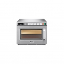 Επαγγελματικός φούρνος μικροκυμάτων με ηλεκτρονικό πληκτρολόγιο, 2 Magnetron Panasonic NE2153 + ΔΩΡΟ ΓΑΝΤΙΑ ΕΡΓΑΣΙΑΣ (ΕΩΣ 6 ΑΤΟΚΕΣ Η 60 ΔΟΣΕΙΣ)