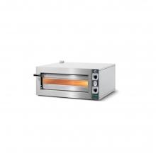 Φούρνος πίτσας-γαστρονομίας ηλεκτρικός με πυρότουβλα 4xΦ20 cm CUPPONE TZ420/1M + ΔΩΡΟ ΓΑΝΤΙΑ ΕΡΓΑΣΙΑΣ (ΕΩΣ 6 ΑΤΟΚΕΣ Η 60 ΔΟΣΕΙΣ)