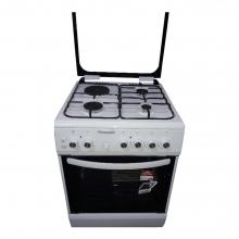 Κουζίνα Μικτή THERMOGATZ TG 3010 WH (ΕΩΣ 6 ΑΤΟΚΕΣ ή 60 ΔΟΣΕΙΣ)
