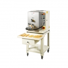 Μηχανή ζυμαρικών 25-30Kg ανά ώρα με ηλεκτρονικό μαχαίρι BOTTENE PM 96 + ΔΩΡΟ ΓΑΝΤΙΑ ΕΡΓΑΣΙΑΣ (ΕΩΣ 6 ΑΤΟΚΕΣ Η 60 ΔΟΣΕΙΣ)