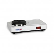 ΕΣΤΙΑ Ηλεκτρική Επιτραπέζια με 1 Μάτι για καφέ THERMOGATZ GS-450  (ΕΩΣ 6 ΑΤΟΚΕΣ ή 60 ΔΟΣΕΙΣ)