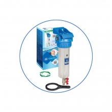 Φίλτρο Κεντρικής Παροχής Αυτοκαθαριζόμενο FHPRx-3VR Aqua Filter 1/2 + ΔΩΡΟ ΓΑΝΤΙΑ ΕΡΓΑΣΙΑΣ (ΕΩΣ 6 ΑΤΟΚΕΣ Η 60 ΔΟΣΕΙΣ)