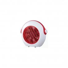 Αερόθερμο Δωματίου 2000W με Ρυθμιζόμενο Θερμοστάτη Ferrara 147-29102 Λευκό/Κόκκινο(ΕΩΣ 6 ΑΤΟΚΕΣ ή 60 ΔΟΣΕΙΣ)