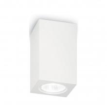 Φωτιστικό Οροφής Μεταλλικό Λευκό 1 X GU10 Y17cm x 7cm x 7cm 155821 K0515+ ΔΩΡΟ ΓΑΝΤΙΑ ΕΡΓΑΣΙΑΣ (ΕΩΣ 6 ΑΤΟΚΕΣ Η 60 ΔΟΣΕΙΣ)