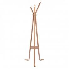 Καλόγερος ξύλινος με 3 πόδια HM8414 03 STAN φυσικός + ΔΩΡΟ ΓΑΝΤΙΑ ΕΡΓΑΣΙΑΣ  (ΕΩΣ 6 ΑΤΟΚΕΣ ή 60 ΔΟΣΕΙΣ)
