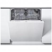Πλυντήριο πιάτων Whirlpool WIE2B19 Εντοιχιζόμενο + ΔΩΡΟ ΓΑΝΤΙΑ ΕΡΓΑΣΙΑΣ