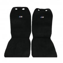 Πλατοκαθίσματα Σετ Βελούδο / Αλκαντάρα για BMW ///M Μαύρα 2 Τεμαχίων OEM + ΔΩΡΟ ΓΑΝΤΙΑ ΕΡΓΑΣΙΑΣ (ΕΩΣ 6 ΑΤΟΚΕΣ ή 60 ΔΟΣΕΙΣ)
