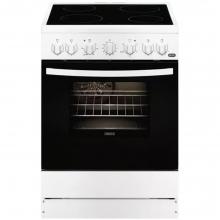 Κουζίνα Κεραμική Zanussi ZCV 65201 WA + ΔΩΡΟ ΓΑΝΤΙΑ ΕΡΓΑΣΙΑΣ (ΕΩΣ 6 ΑΤΟΚΕΣ Ή 60 ΔΟΣΕΙΣ)