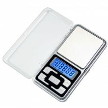 Μίνι Ψηφιακή Ζυγαριά Τσέπης Ακριβείας 0,1-500gr Pocket Scale + ΔΩΡΟ ΓΑΝΤΙΑ ΕΡΓΑΣΙΑΣ (6 ΕΩΣ 60 ΔΟΣΕΙΣ)