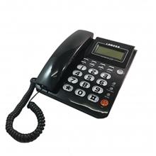 Ενσύρματο τηλέφωνο LEBOSS L-14 + ΔΩΡΟ ΓΑΝΤΙΑ ΕΡΓΑΣΙΑΣ  (ΕΩΣ 6 ΑΤΟΚΕΣ Ή 60 ΔΟΣΕΙΣ)