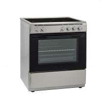 Ηλεκτρική κουζίνα ROBIN BN-653 Inox + Δώρο Γάντια Εργασίας(Εως 6 Άτοκες  ή 60 Δόσεις)