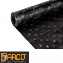 Διάτρητη ασφαλτική μεμβράνη διάχυσης υδρατμών Arco Forato