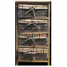 Συρταριέρα με 5 συρτάρια 303S-5K
