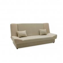Καναπές-κρεβάτι Tiko pakoworld 3θέσιος με αποθηκευτικό χώρο ύφασμα    + Δώρο Γάντια Εργασίας(Εως 6 Άτοκες ή 60 Δόσεις)