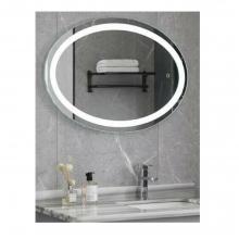 Καθρέπτης Μπάνιου Gloria Oval Led    + Δώρο Γάντια Εργασίας(Εως 6 Άτοκες ή 60 Δόσεις)